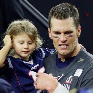 Host Calls Tom Brady's Daughter An 'Annoying Pissant'