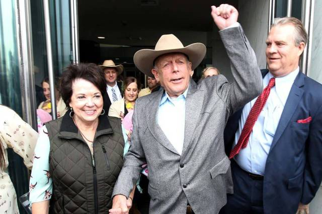 Cliven Bundy Free After Nevada Case Tossed Out