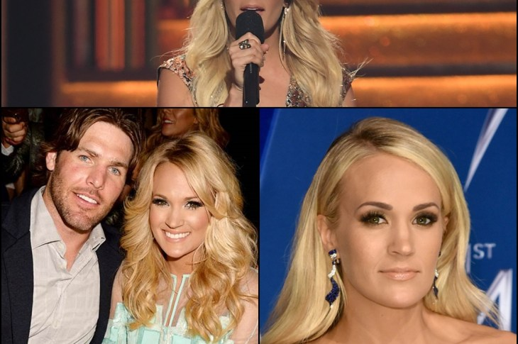Carrie Underwood Reveals She 'Might Look A Bit Different' After 'Gruesome' Accident