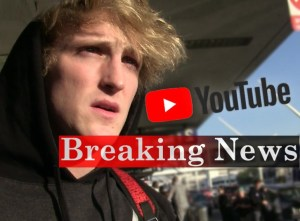 Logan Paul's Is LOSING $$$ with YouTube after posting a video of a suicide victim