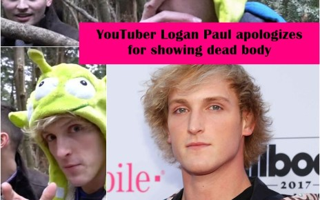 YouTuber Logan Paul is facing backlash after he posted a video that showed an apparent suicide victim over New Year's Eve weekend