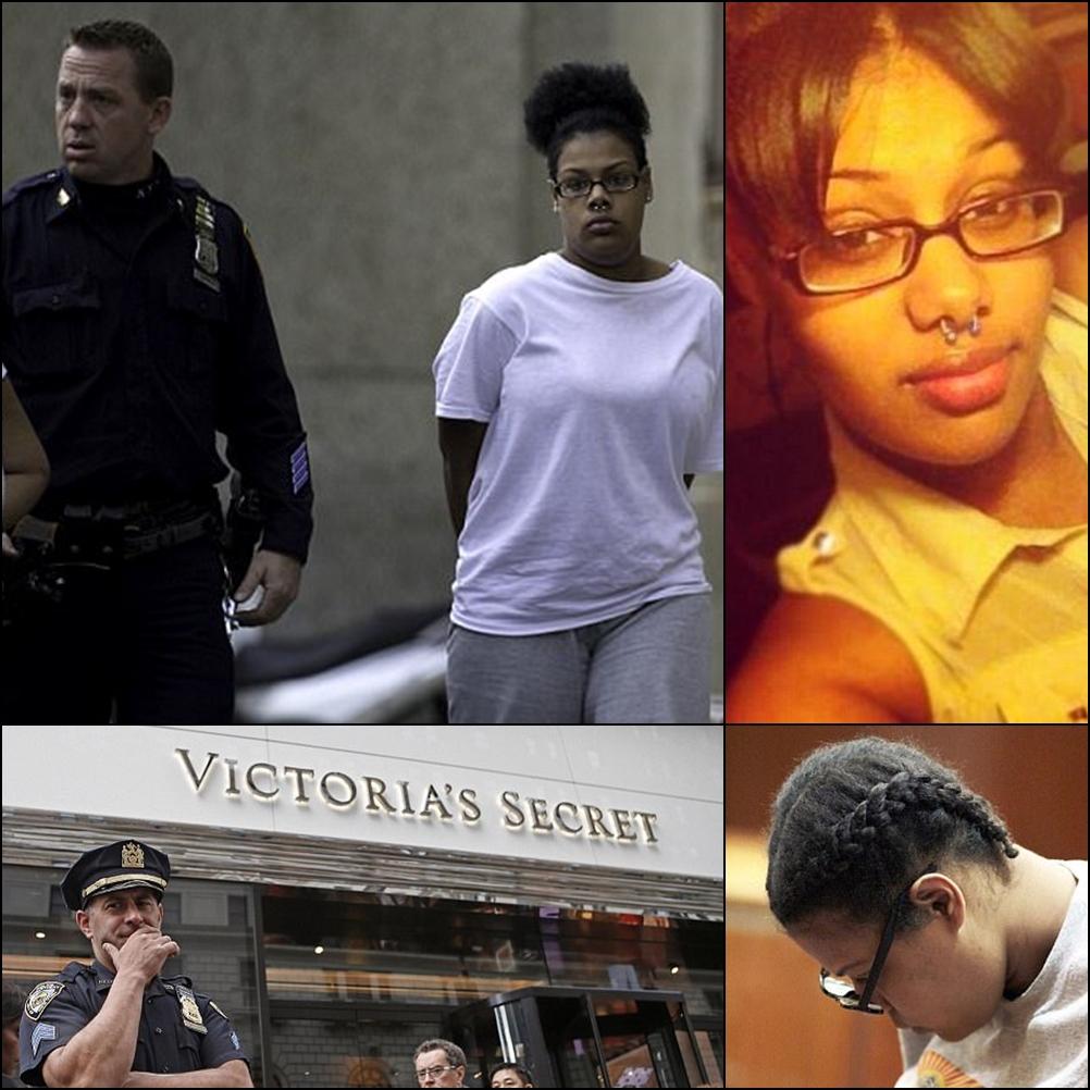 Teen Caught Shoplifting In Manhattan With Dead Newborn In Bag