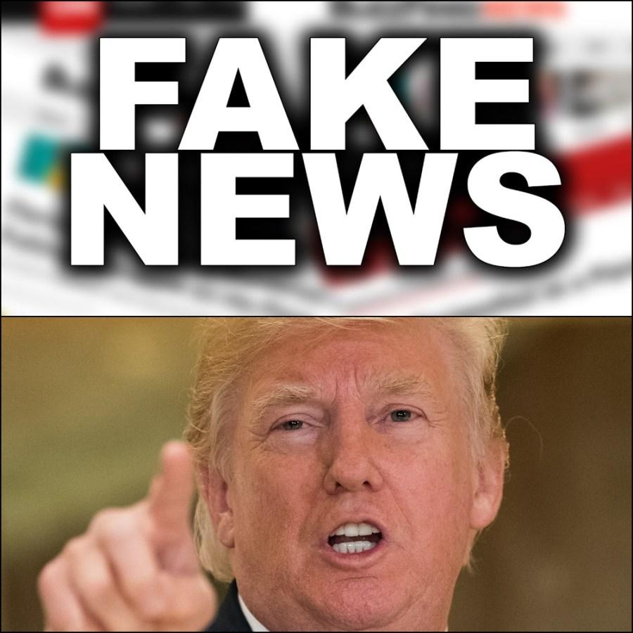 Trump's Top 2017 Fake News Awards