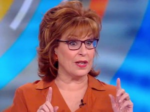 Joy Behar Mocks Mike Pence's Christiananity 'That's called mental illness'