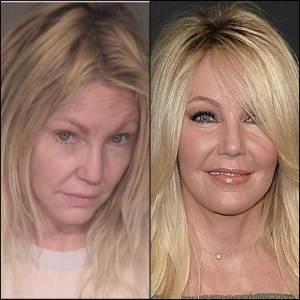 Heather Locklear Arrested On Felony Domestic Violence