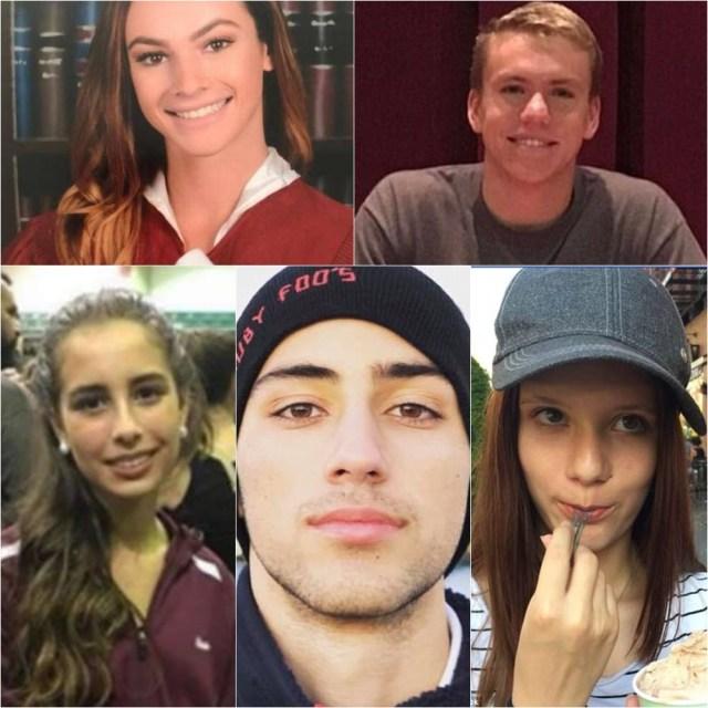 Florida School Shooting Victims Identified