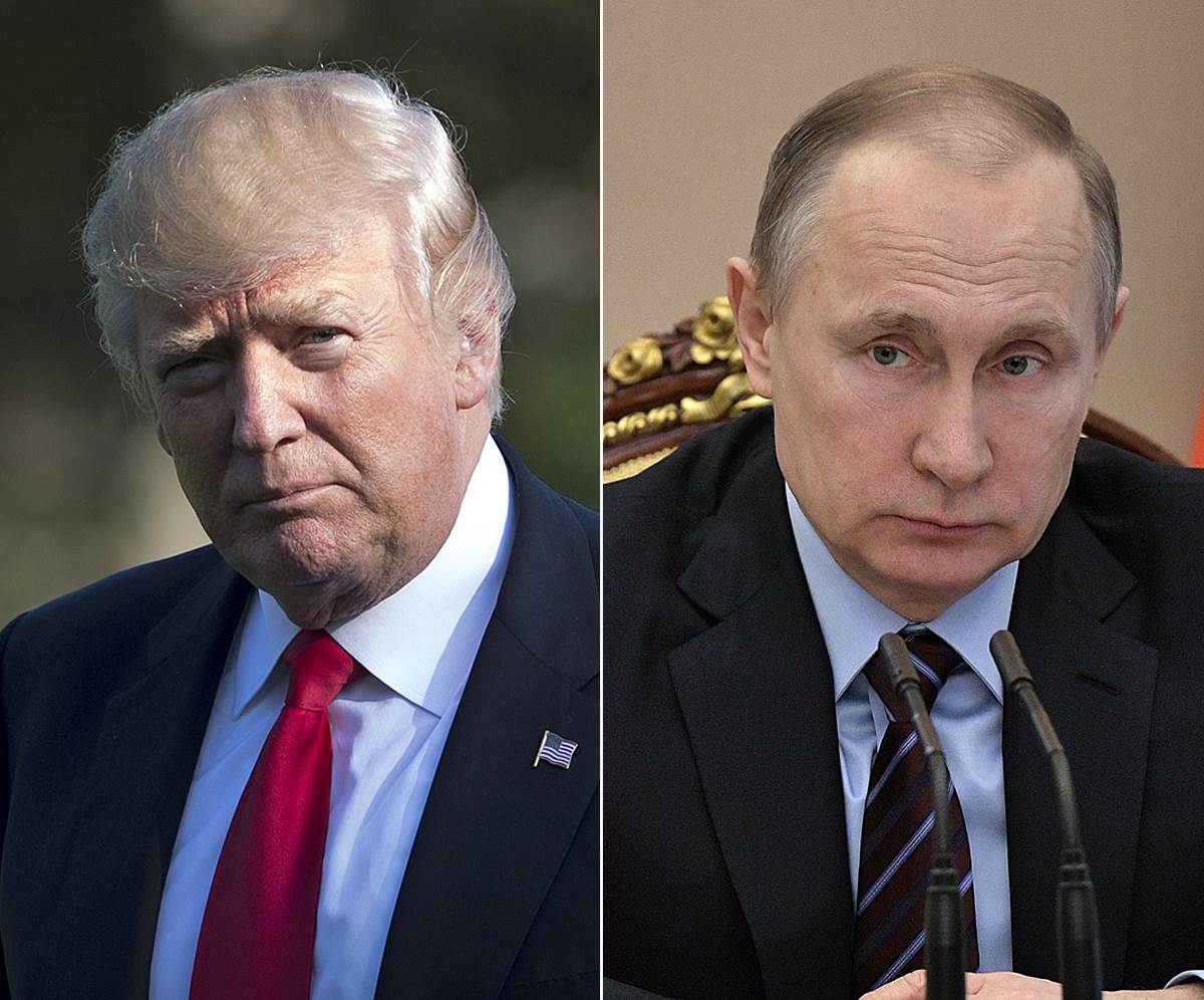 Trump Administration Hits Russia With Sanctions