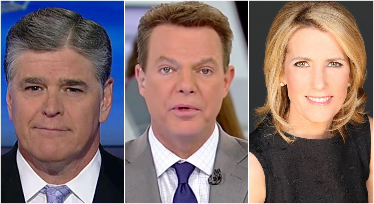 Sean Hannity HITS Back at 'Clueless' Shepard Smith