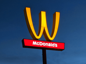 WHY Is McDonald's Flipping It's Iconic Signs Upside Down