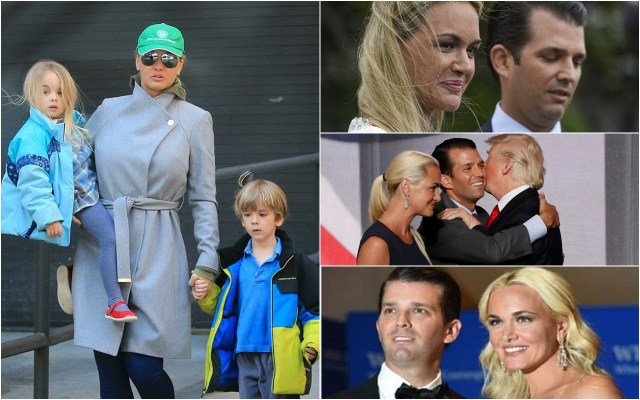 Donald Trump Jr is Cheap and Treats Vanessa Trump Like a 'Second-Class Citizen'
