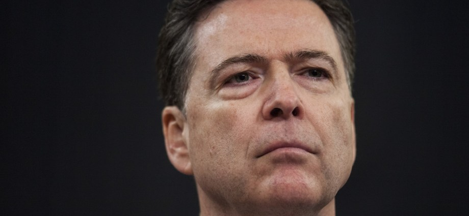 Ex FBI Director James Comey Compares Donald Trump to Mob Boss in ABC Interview