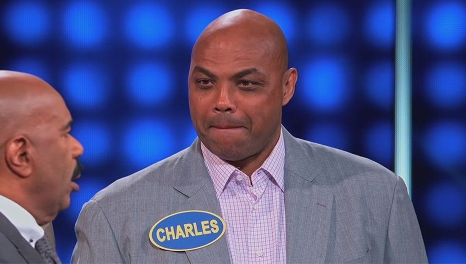 Charles Barkley Gives The CREEPIEST RIGHT Answer In 'Family Feud' History