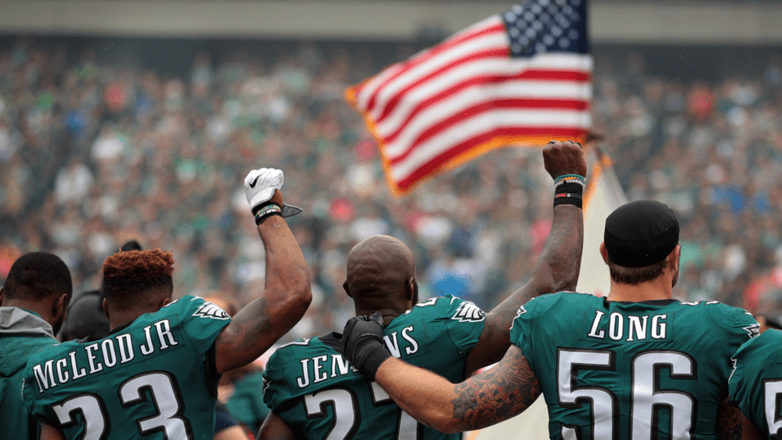 Trump Disinvites Philadelphia Eagles From White House Over National Anthem Dispute