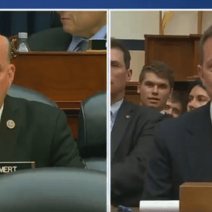 Rep. Louie Gohmert Brings Up Peter Strzok's Infidelity