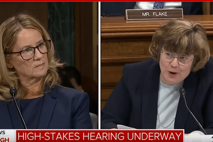 Rachel Mitchell Speaks Out After Yesterday's Ford Kavanaugh Testimony