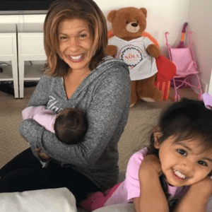 Today Show Co-Anchor Hoda Kotb Reveals She's Adopted Her Second Child