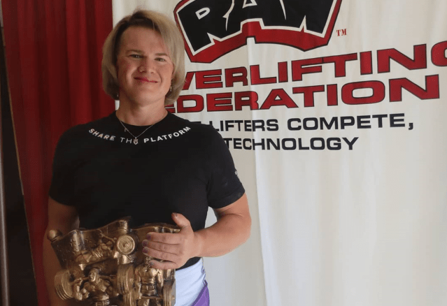 Trans 'Woman' Crushes World Powerlifting Records; Is this fair to female athletes to have to compete against biological males?