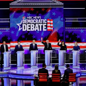 Biden Bounced Back From First Democratic Debate, Holds His Lead Ahead of Tonight's Debate