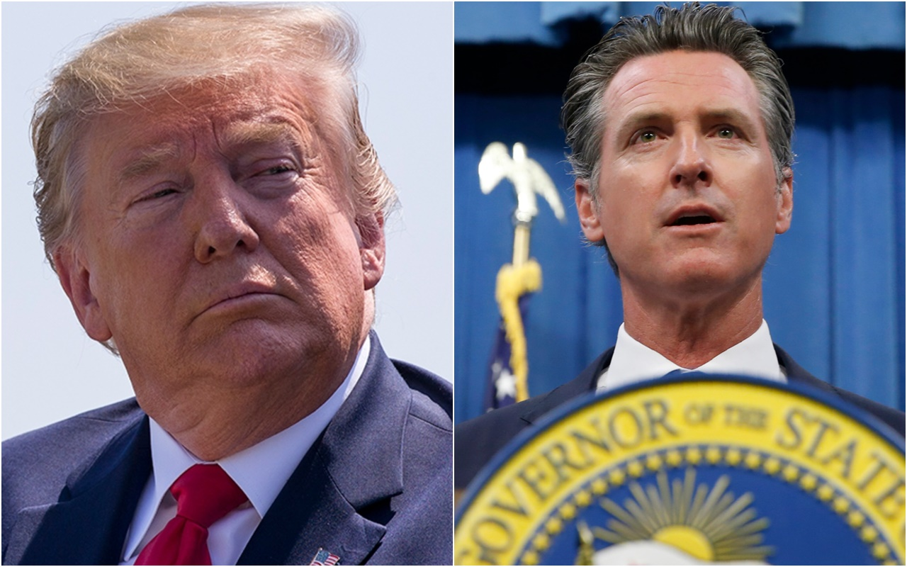 New California Law Says Presidential Candidates Must Release Tax Returns To Be On California Primary In 2020