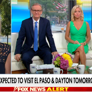Kellyanne Conway is 'hopping mad'! Beto O'Rourke's 'cursing and screaming' about Trump doesn't 'heal a single soul' as media downplays Dayton shooter's liberal views Conway lists Dayton Ohio shooter's left wing politics on Twitter