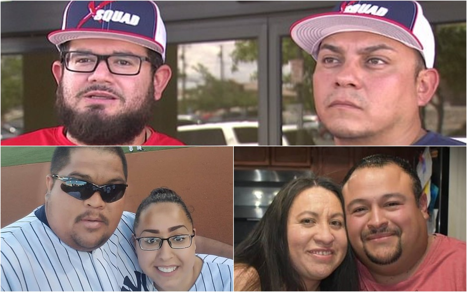 Two Dads Rushed To Walmart in El Paso Texas To Find Fellow Parents Who Had Been Shot In Front Of Their Kids