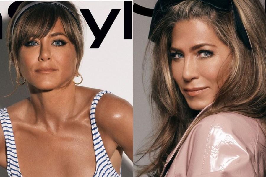 Jennifer Aniston's Dark Skin Color on InStyle October Beauty Cover Upsets Fans