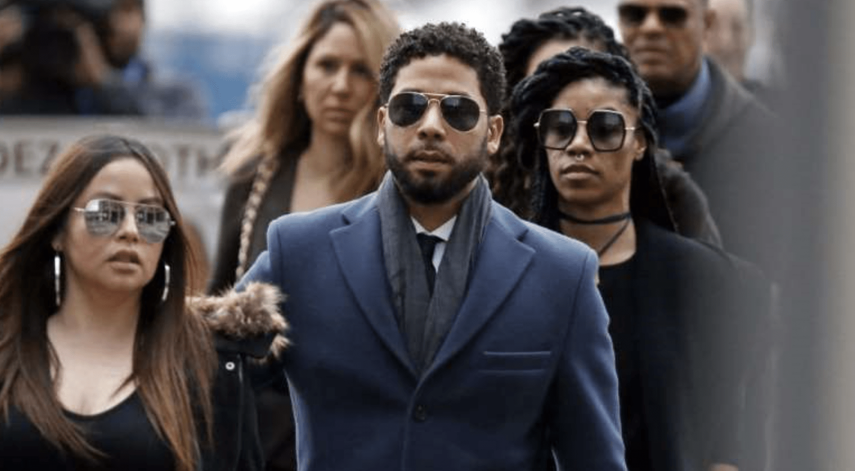 Actor Jussie Smollett Indicted On New Charges Related To Hate Crime Hoax