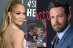 Must Watch VIDEO: Reunited and It Feel So good ... Ben Affleck and Jennifer Lopez Pack On Some PDA