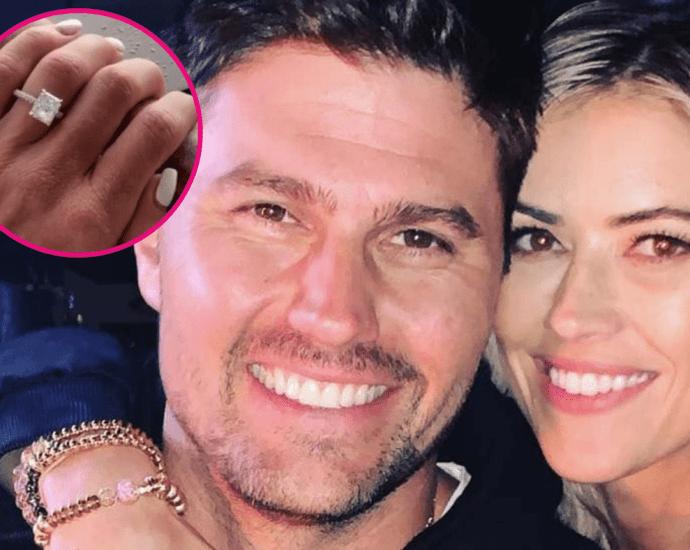 HGTV Star Christina Haack Announces Engagement to Boyfriend Joshua Hall