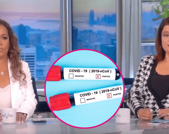 The View's Hosts Sunny Hostin and Ana Navarro test positive for COVID