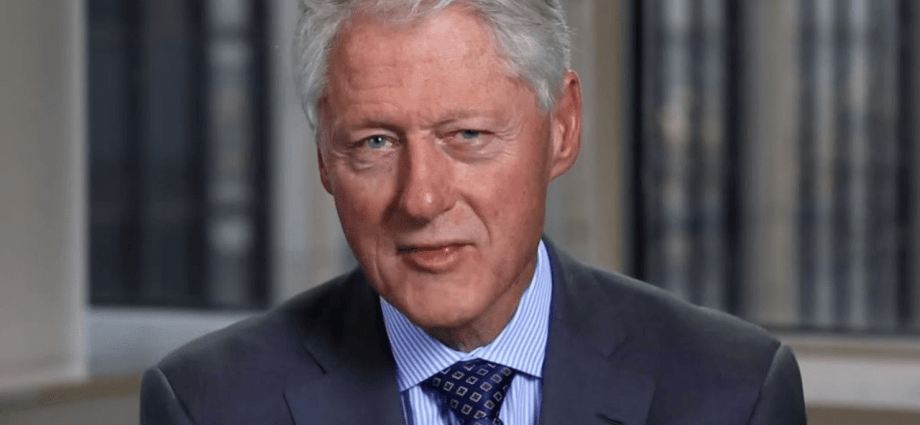 Former U.S. President Bill Clinton hospitalized recovering from non-COVID infection