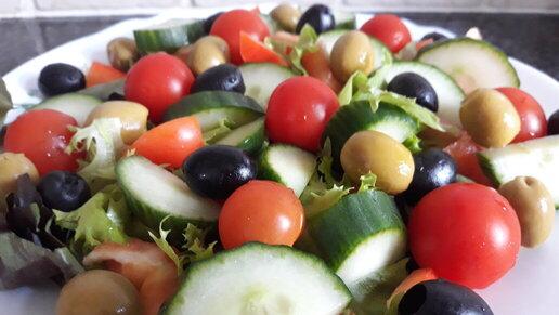 gezonde lunch ideeen salade