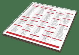 maaltijdplanner 50 recepten in 30 minuten