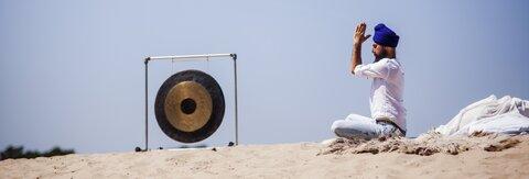 Jasper_kok-guru_gian - introductie training Kundalini Yoga & meditatie