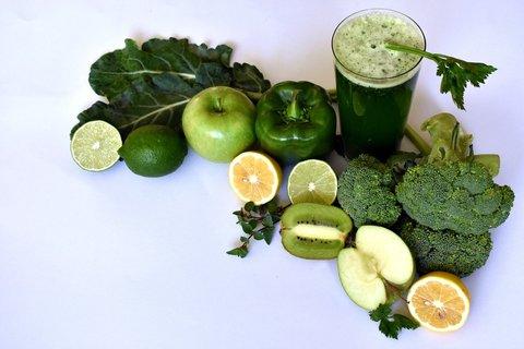 groene dieet smoothie