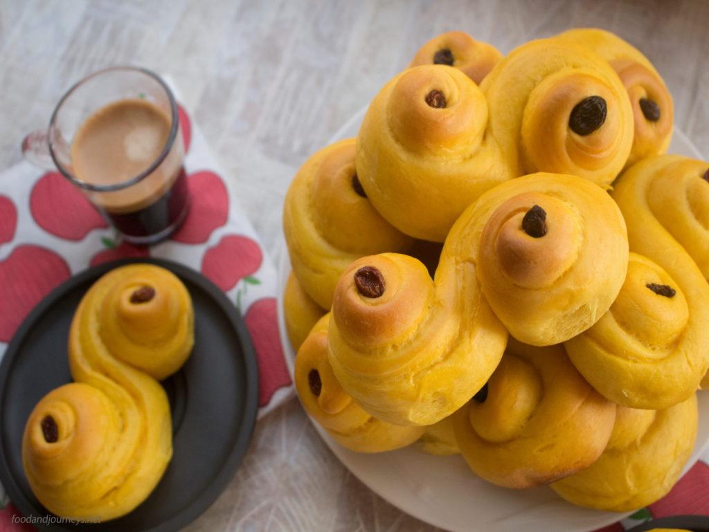 Lussekatter|foodandjourneys.net