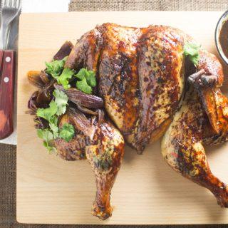 Fish Sauce Roast Chicken
