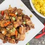 Salt and Pepper Pork Belly