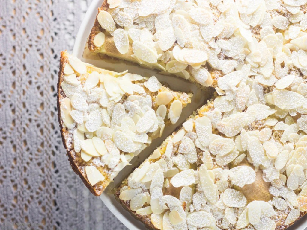 Pear and Almond Cake |foodandjourneys.net