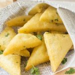 Panelle (Sicilian Chickpea Fritters)