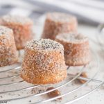 Swedish Almond & Cardamom Mini Cakes epic