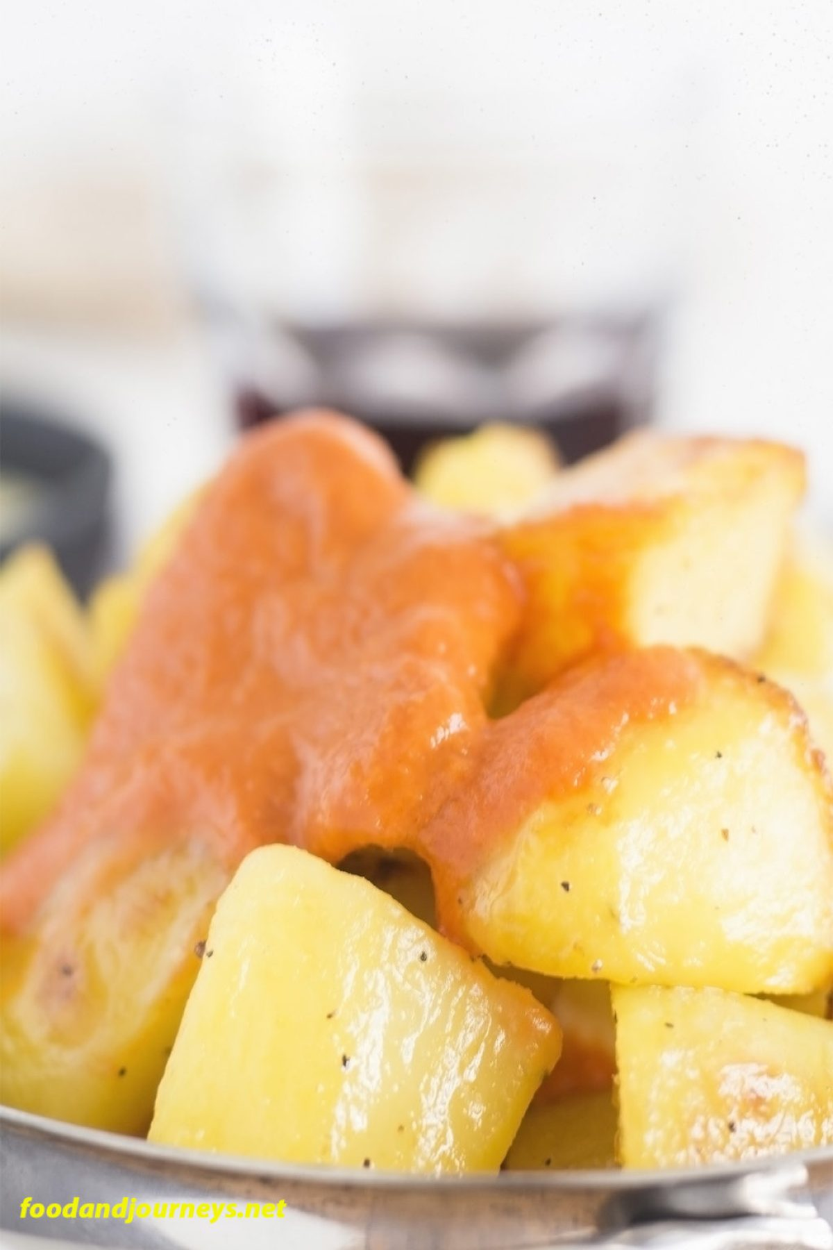 Oven Roasted Patatas Bravas pic1|foodandjourneys.net