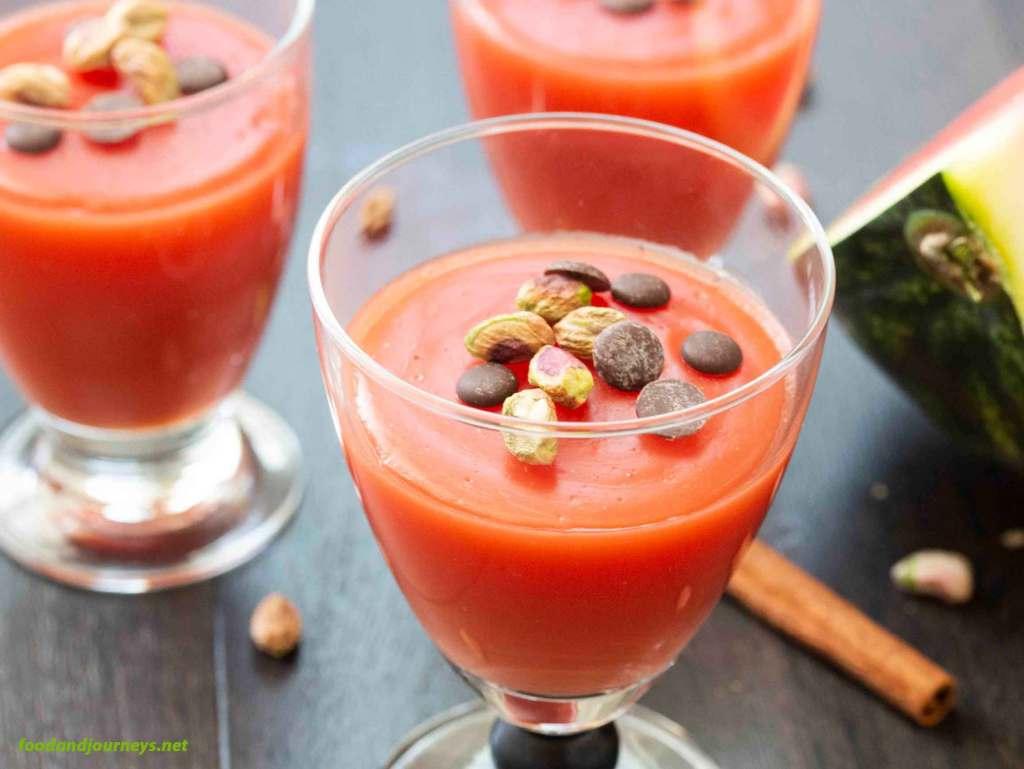 Sicilian Watermelon Jelly (Gelo di Anguria)