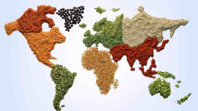 International Food Blogs Best Of