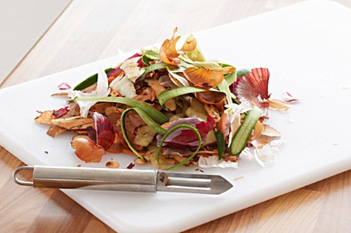From Waste to Great Taste, food waste
