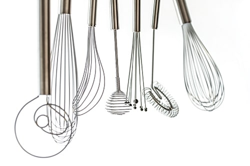 are you using the right whisk for the job