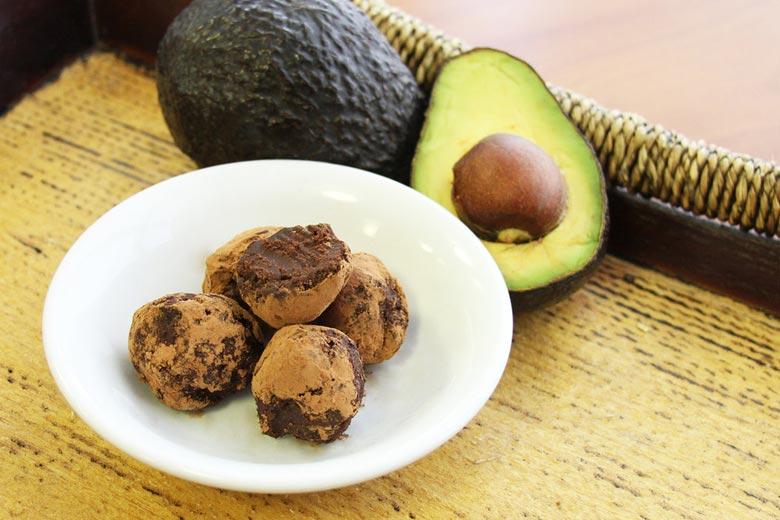 Avocado Peanut Chocolate Truffles | Food & Nutrition | Stone Soup