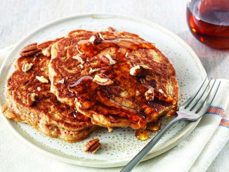 Carrot Pancakes | Food & Nutrition Magazine | Volume 9, Issue 1