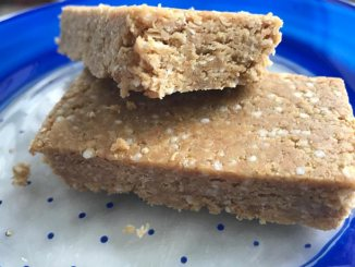 Peanut Butter and Maple Protein Bars | Food & Nutrition | Stone Soup