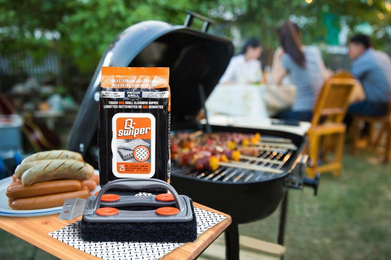 An Easy Grill Upgrade